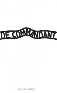 De commandant