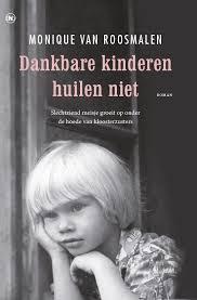 Omslag Dankbare kinderen huilen niet-1